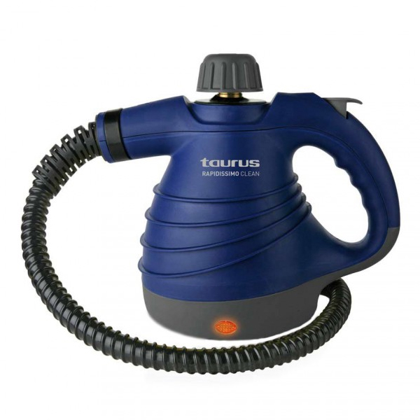 Czyszczenie Parowe Taurus Rapidissimo Clean New 3 bar 0,350 L 1050W Niebieski