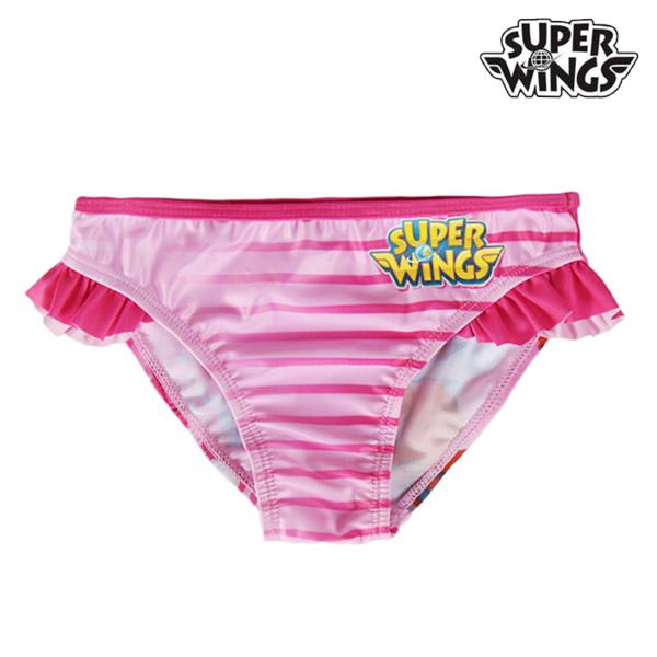 Spodní Díl Dívčích Bikin Super Wings - 4 roky