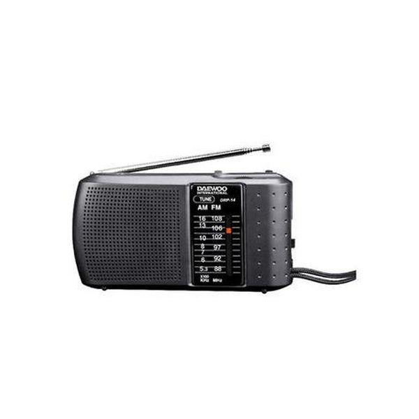 Přenosné rádio Daewoo DRP-14