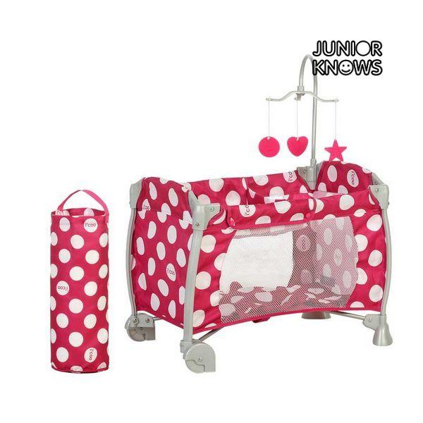 Cradle for dolls Junior Knows 6440