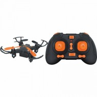 Dron Denver Electronics 223708 Nano 1500 mAh Czarny Pomarańczowy