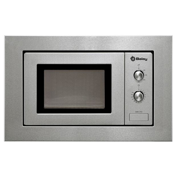 Built-in microwave Balay 3WMX1918 17 L 800W Nerezová ocel