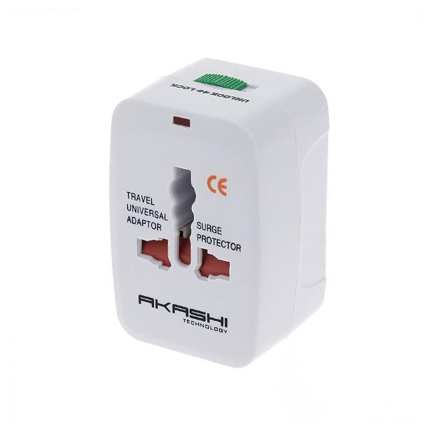 Adapter Elektryczny Akashi 223432 Universal 100W