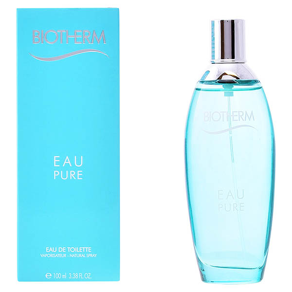Women's Perfume Eau Pure Biotherm EDT special edition - 100 ml