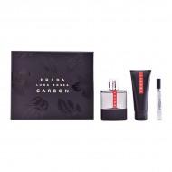 Souprava spánským parfémem Luna Rossa Carbon Prada (3 pcs)