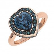 Dámský prsten Guess UBR28510-56 (17,83 mm)