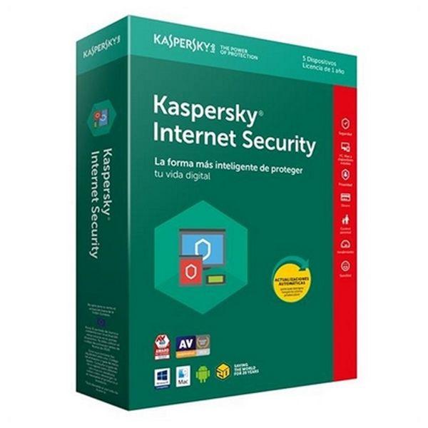 Program Antywirusowy dla Domu Kaspersky 54097 5L/1A Multi-Device