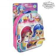 Plecak szkolny 3D Shimmer and Shine 72801