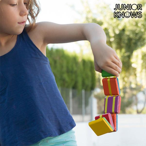Dětská Stolní Hra Veselé Žebříky Junior Knows
