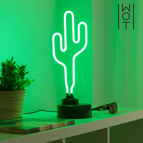 Neonová Lampa Kaktus Wagon Trend 6W
