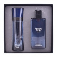 Zestaw Perfum dla Mężczyzn Code Colonia Armani EDT (2 pcs)