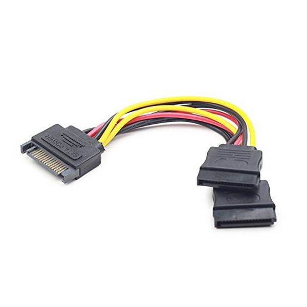 Napájecí Kabel SATA iggual APTAPC0460 IGG311790 0.15 m