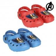 Plážové pantofle The Avengers 7646 Modrý (velikost 29)