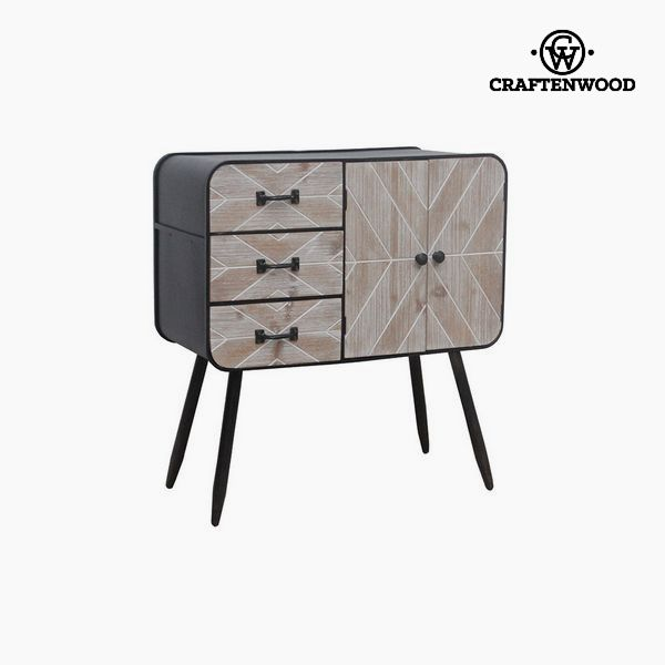 konzole Jedlové dřevo (75 x 70 x 35 cm) by Craftenwood
