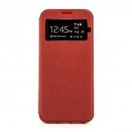 Torba Book Ref. 103138 Samsung S8 Plus Czerwony