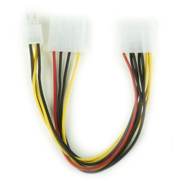 Kabel wewnętrzny z rozgałęźnikiem z ATX iggual IGG312100