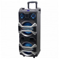 Difuzor Bluetooth Portabil BRIGMTON BAP 900 900W Negru