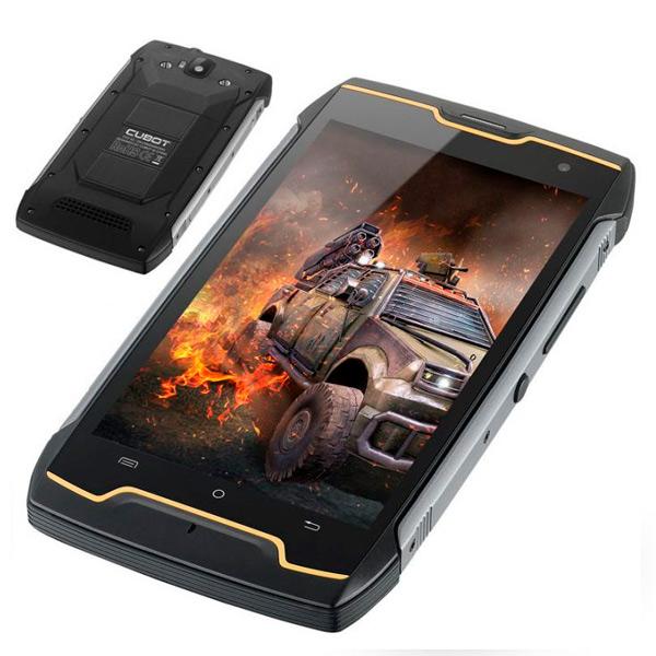 Chytré telefony Cubot King Kong 5