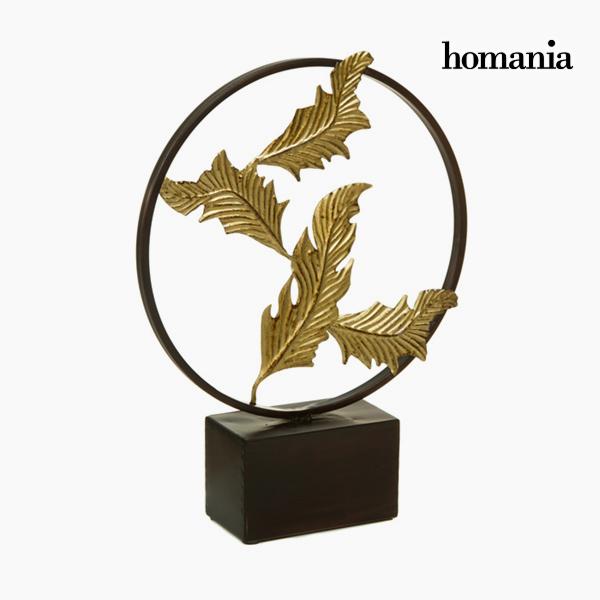 Dekorativní postava List Zlato by Homania