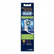 Główka do Szczoteczki do Zębów Cross Action Oral-B (2 uds)