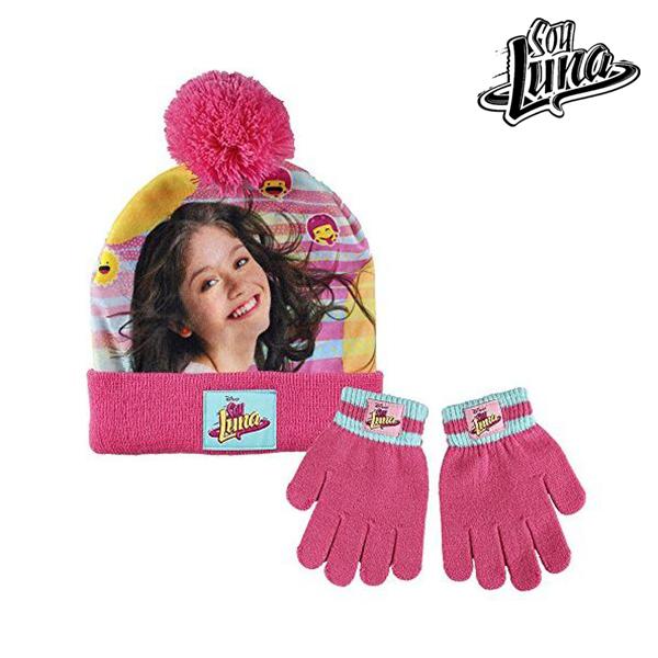 Čepice a rukavice Soy Luna 90583