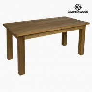 Masă de Sufragerie Tec Mdf Maro - Be Yourself Colectare by Craftenwood