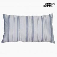 Poduszka Bawełna i poliester Niebieski (50 x 10 x 30 cm) by Loom In Bloom
