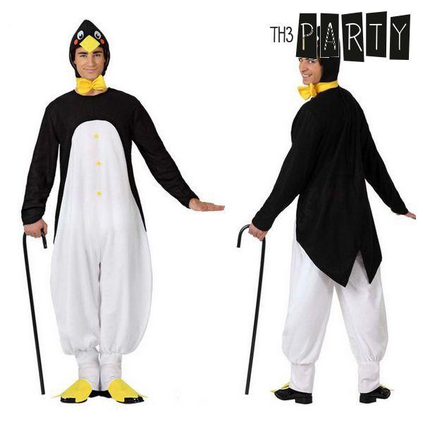 Kostium dla Dorosłych Th3 Party Pingwin - XL