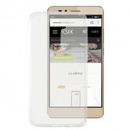 Puzdro na mobil Huawei Honor 6x Flex Transparentná