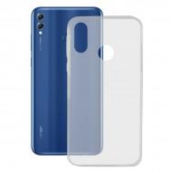 Puzdro na mobil Honor 8x Flex Transparentná