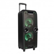 Difuzor Bluetooth Portabil NGS WILDROCK Bluetooth 200W Negru