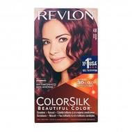 Farba bez Amoniaku Colorsilk Revlon Burgundia