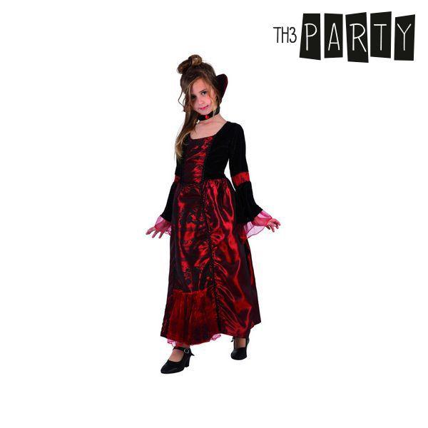Kostium dla Dzieci Th3 Party Gotycka wampirzyca - 3-4 lata