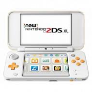 Nintendo New 2DS XL Sony 223593 4 GB microSDHC Biały Pomarańczowy