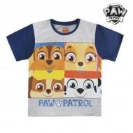 Koszulka z krótkim rękawem dla dzieci The Paw Patrol 6602 (rozmiar 5 lat)