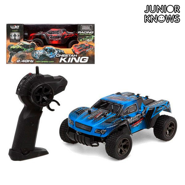 Remote control car Junior Knows 9257