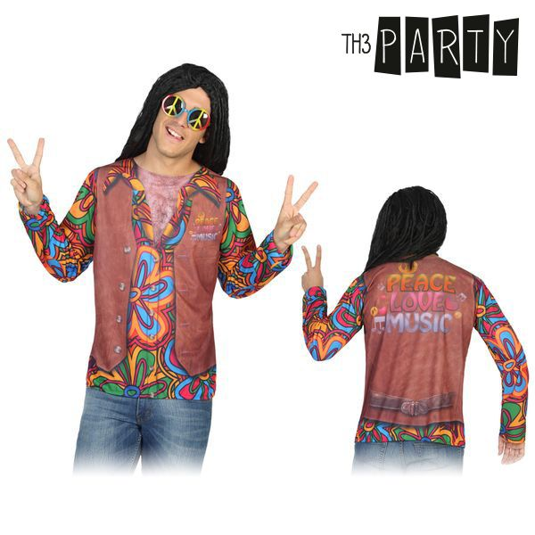 Koszulka dla dorosłych Th3 Party 6634 Hippie