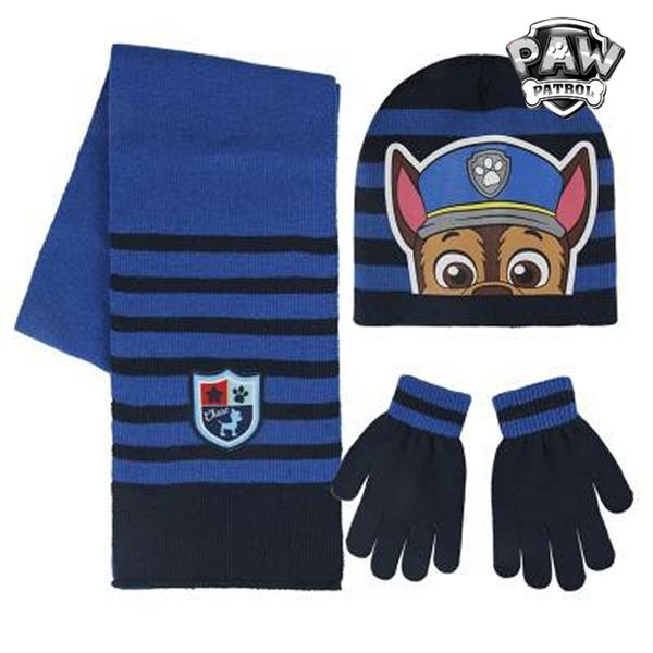 Čepice, šál a rukavice The Paw Patrol 126