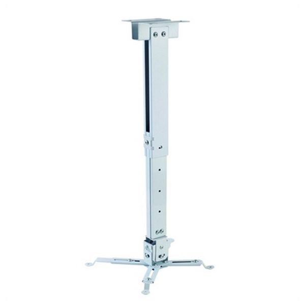 Naklápěcí Otočný Stropní Držák na Projektor iggual STP02-M IGG314586 -22,5 - 22,5° -15 - 15° Hliník