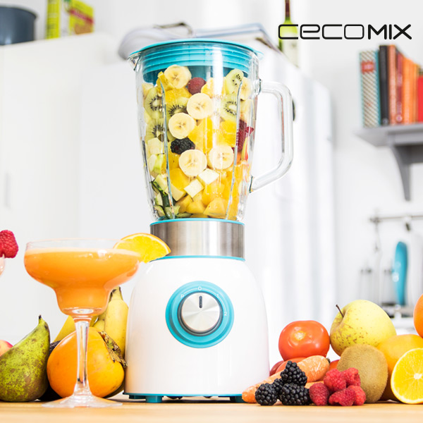 Stolní Mixér Cecomix Power Titanium 1000