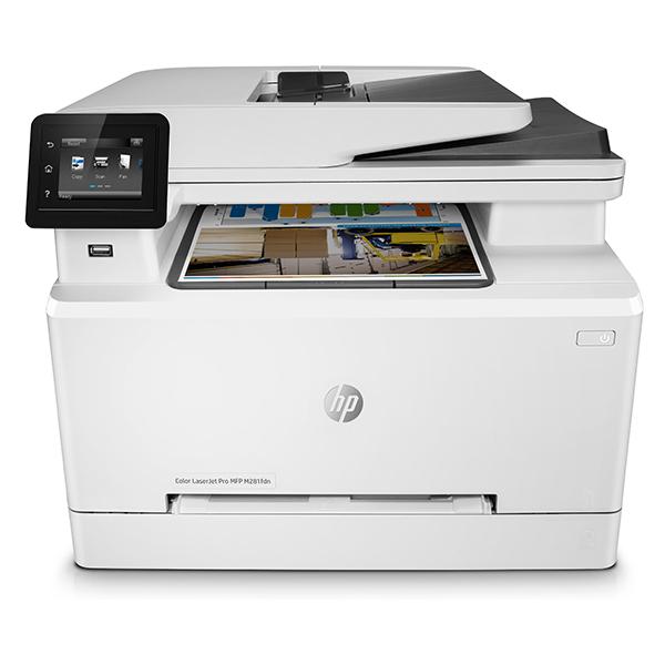 Multifunkční tiskárna HP Impresora multifunción LaserJe T6B81A#B19 Laser