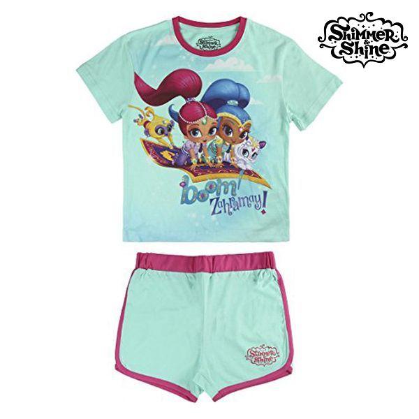 Chłopięcą piżamkę na lato Shimmer and Shine 6183 (rozmiar 3 lat)