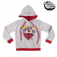 Bluza z kapturem Unisex DC Super Hero Girls 2089 (rozmiar 8 lat)