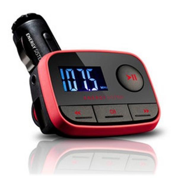 Odtwarzacz MP3 do Samochodu Energy Sistem 391233 FM LCD SD / SD-HC (32 GB) USB