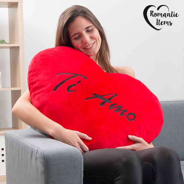 Gigantyczne Serce Przytulanka Ti Amo Romantic Items