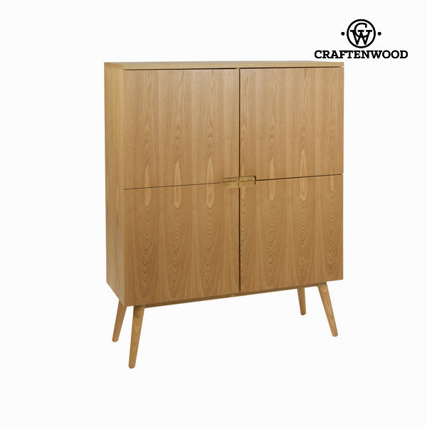 Skleněný kabinet z jasanového dřeva - Modern Kolekce by Craftenwood