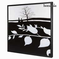 Olejomalba (85 x 4 x 85 cm) by Homania