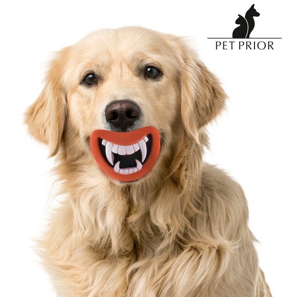Gumowa Zabawka z Dzwiękiem Perros Funny Pet Prior