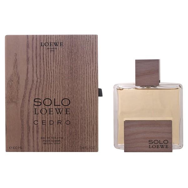 Perfumy Męskie Solo Loewe Cedro Loewe EDT - 50 ml