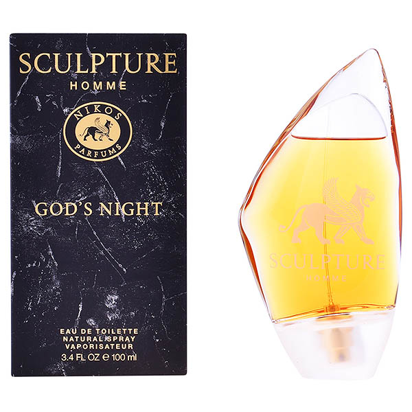 Men's Perfume Sculpture Homme God's Night Nikos EDT - 100 ml